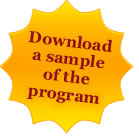 Download a sample of the program